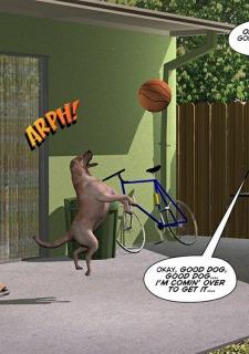 Gay 3D Comics-CumingOut image 11