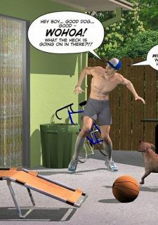 Gay 3D Comics-CumingOut image 12