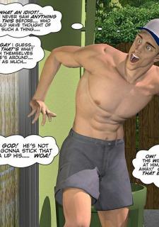 Gay 3D Comics-CumingOut image 15