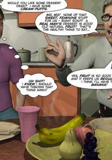 Gay 3D Comics-CumingOut image 27