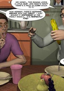 Gay 3D Comics-CumingOut image 28