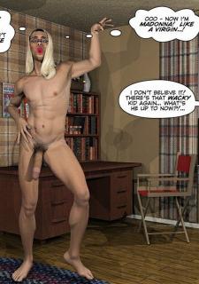 Gay 3D Comics-CumingOut image 38