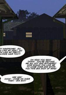 Gay 3D Comics-CumingOut image 42