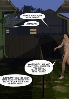 Gay 3D Comics-CumingOut image 43