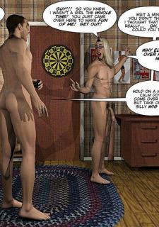 Gay 3D Comics-CumingOut image 45