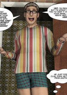 Gay 3D Comics-CumingOut image 62