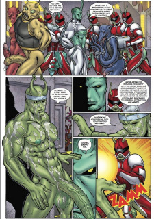 Gay Comic – Locus image 11