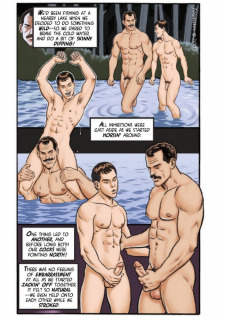 Gay Comics-The Definitive Josman image 11
