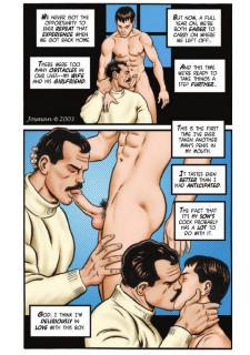 Gay Comics-The Definitive Josman image 12