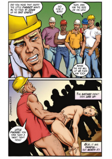 Gay Comics-The Definitive Josman image 19