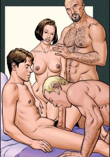 Gay Comics- The Match image 04