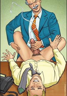 Gay Comics- The Match image 10