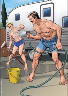 Gay Comics- The Match image 23