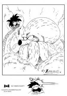 General Blue vs. Bulma- Dragon Ball porn comics 8 muses