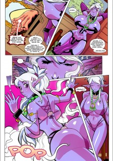 Get Wet – Chapter 9- Manaworld image 02