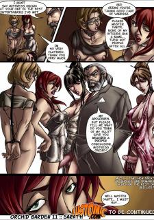 Orchid Garden 2- Sarath porn comics 8 muses