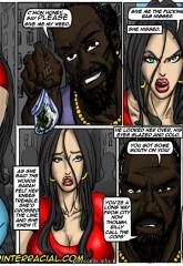 Illustratedinterracial- Ghetto Teen image 12