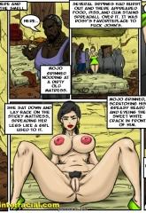 Illustratedinterracial- Ghetto Teen image 19