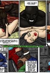 Illustratedinterracial- Ghetto Teen image 29