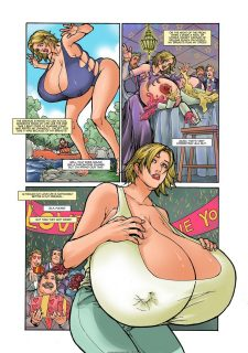 Giant Tits-Nightmares image 11