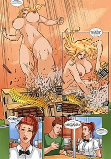 My Giantess- Ex Girlfriend porn comics 8 muses