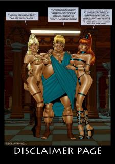 Zero Galvan- Gladiatrix Training Hell image 02