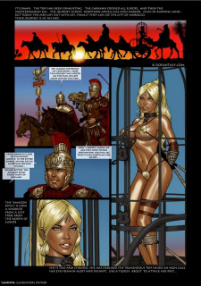 Zero Galvan- Gladiatrix Training Hell image 05