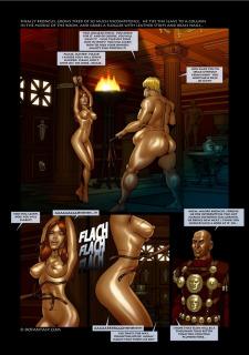 Zero Galvan- Gladiatrix Training Hell image 07