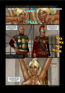 Zero Galvan- Gladiatrix Training Hell image 09