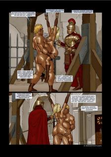 Zero Galvan- Gladiatrix Training Hell image 10
