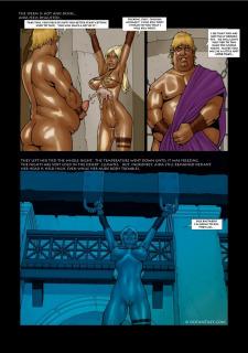 Zero Galvan- Gladiatrix Training Hell image 11