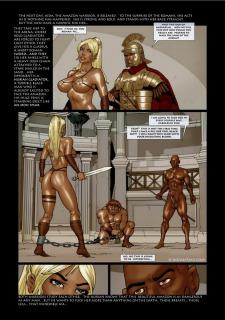 Zero Galvan- Gladiatrix Training Hell image 12