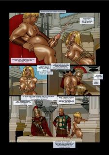 Zero Galvan- Gladiatrix Training Hell image 19
