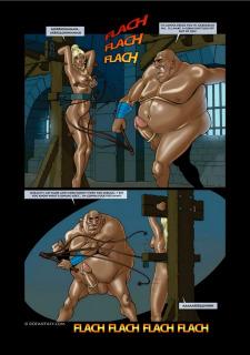 Zero Galvan- Gladiatrix Training Hell image 22