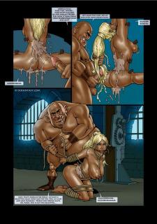 Zero Galvan- Gladiatrix Training Hell image 25
