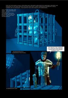 Zero Galvan- Gladiatrix Training Hell image 26