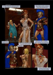 Zero Galvan- Gladiatrix Training Hell image 29