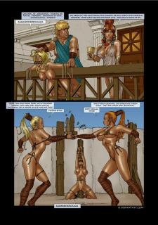Zero Galvan- Gladiatrix Training Hell image 30