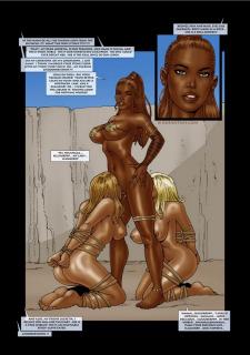 Zero Galvan- Gladiatrix Training Hell image 31