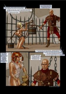 Zero Galvan- Gladiatrix Training Hell image 32