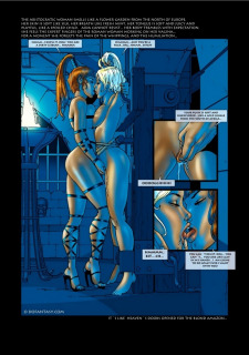 Zero Galvan- Gladiatrix Training Hell image 34
