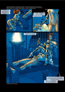 Zero Galvan- Gladiatrix Training Hell image 35
