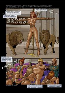 Zero Galvan- Gladiatrix Training Hell image 37