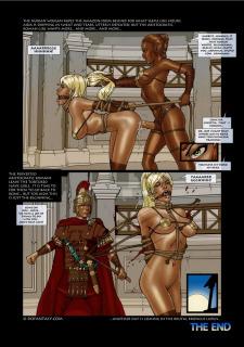 Zero Galvan- Gladiatrix Training Hell image 41