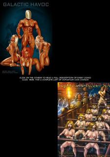 Zero Galvan- Gladiatrix Training Hell image 45