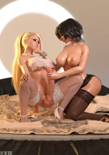 Glam Gone Wild – Continued- Dude3DX image 11