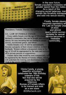 Gloria Candy – Bureau of Female Affairs image 2