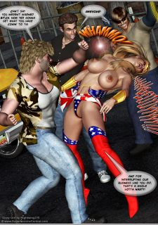 Glory Girl in Over CUM!! image 12