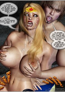 Glory Girl in Over CUM!! image 31
