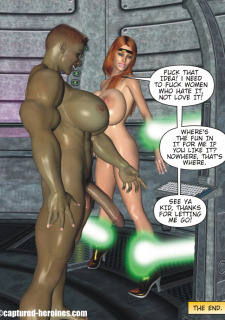 Good Intentions- Captured Heroines porn comics 8 muses